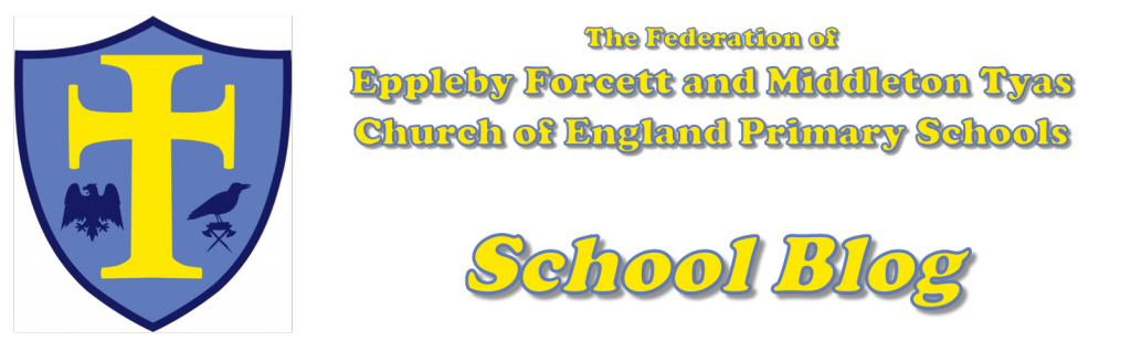 Blog of The Federation of Eppleby Forcett and Middleton Tyas CE Primary Schools